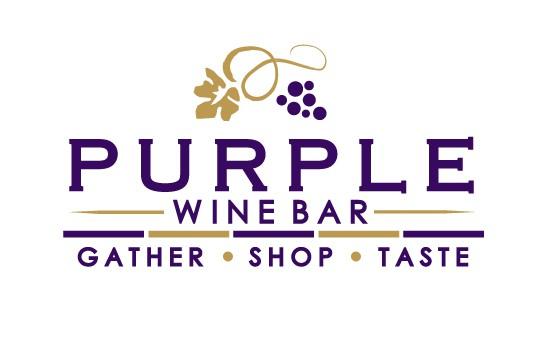 logo for Purple Wine Bar