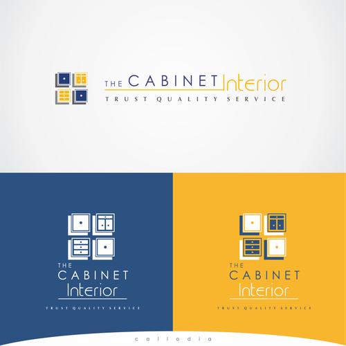 logo for cabinet interior design