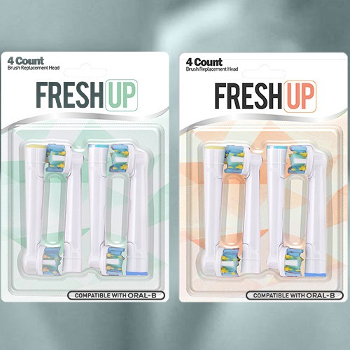 Toothbrush Brand Identity & Packaging