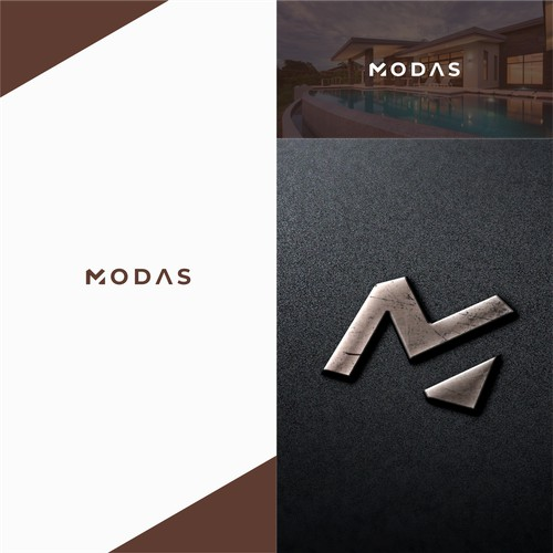 Luxury logo for property developer
