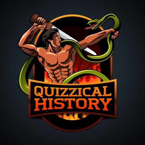Historic Logo for a Website