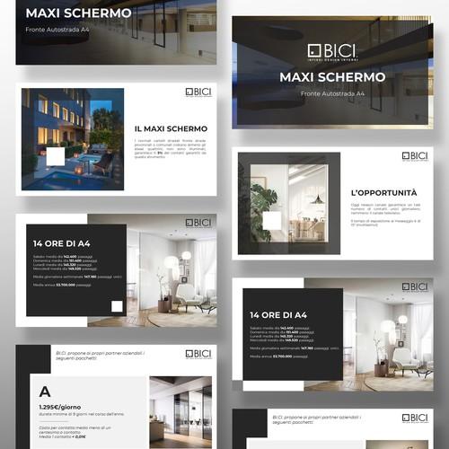 Presentazione per Maxi Schermo