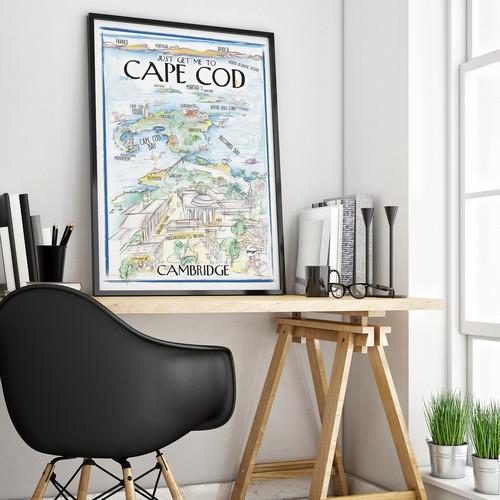 Properties Poster