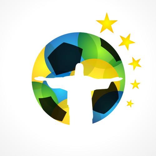 Logo for Brazil Futbol