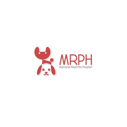 Creative logo for Pet Hospital