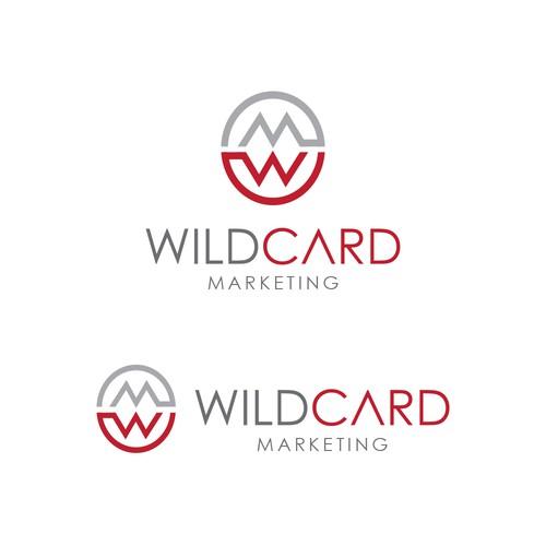 Logo design for a marketing company