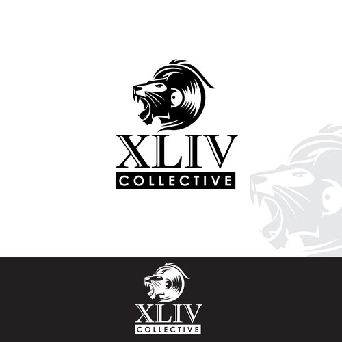 Music Distribution  Logo for XLIV
