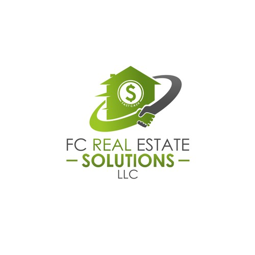 Real Estate Wholesaler needs a logo to stand out and make homeowner want to call us