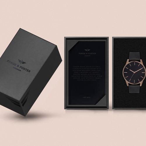Luxury Watch Packaging