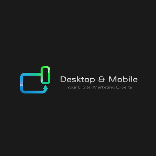 Desktop & Mobile needs a new logo