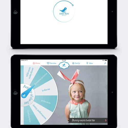 Design a fun mama-hacks app that moms everywhere will be grateful for!!