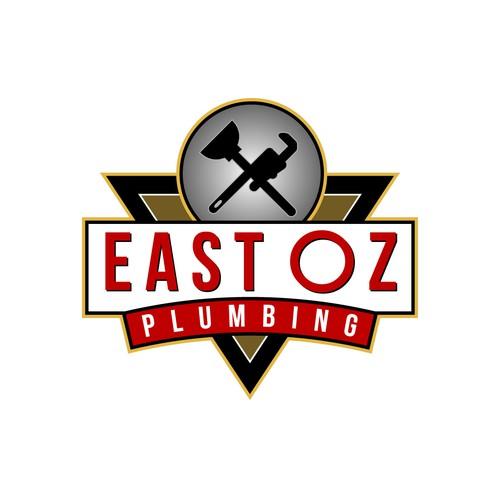 Logo design for East Oz Plumbing