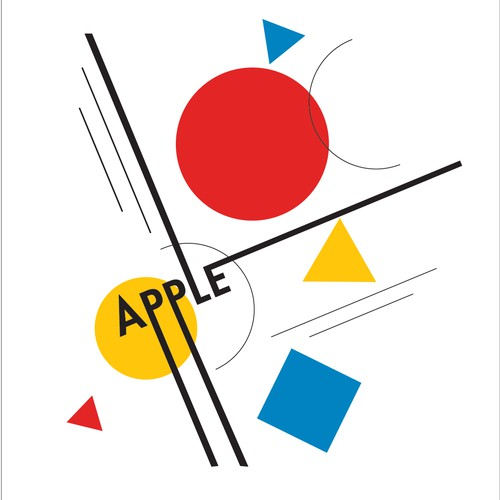 Bauhaus Apple design