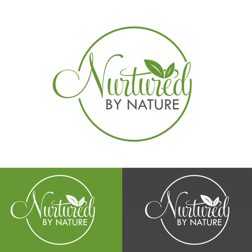 Logo for organic superfoods brand