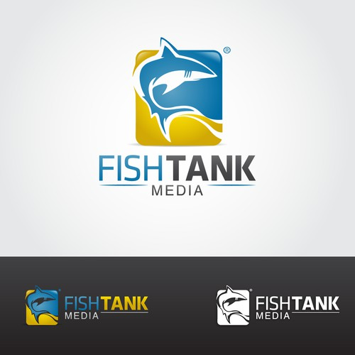 Fish Tank Media needs a new logo