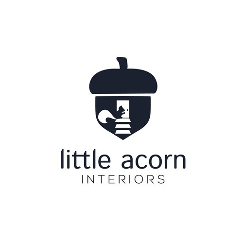Logo for a Home Interior Decorating Services
