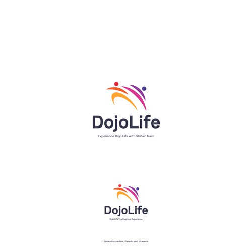 DojoLife Logo Design