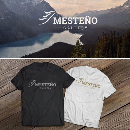 Mesteno logo design