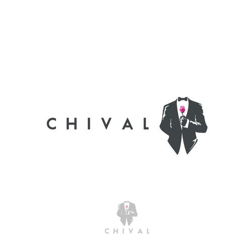 classy logo for men clothing line