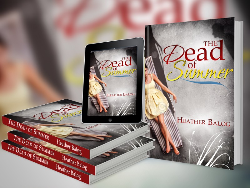 """Design """"The Dead of Summer"""" cover"""