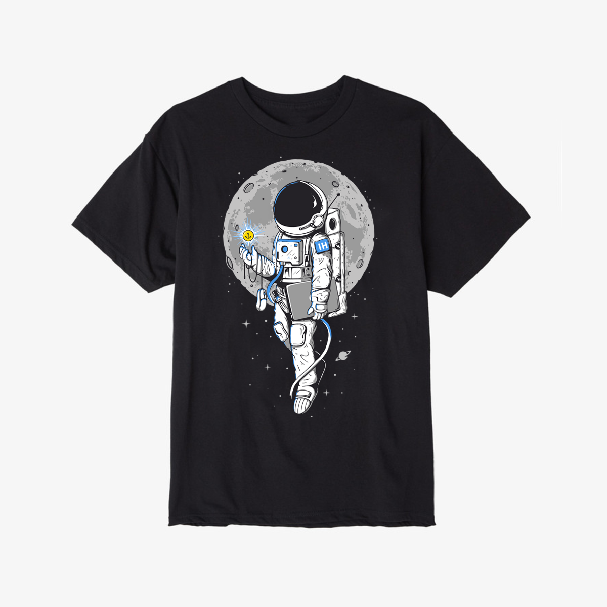 INDIE HACKER T-SHIRT DESIGN