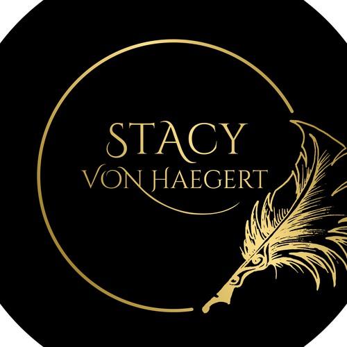 Author logo concept
