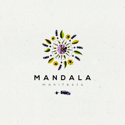 Mandala Manifests logo