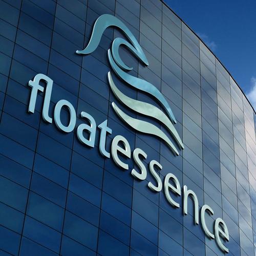 """Logo Design for """"floatessence"""""""