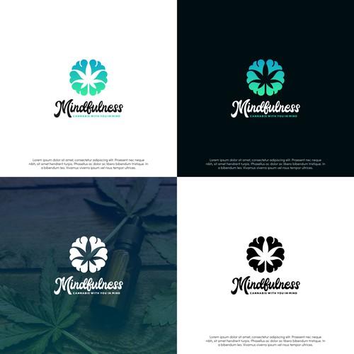 Cannabis Brain Logo
