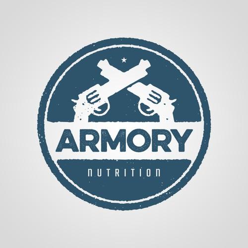 Logo   Armory Nutrtion