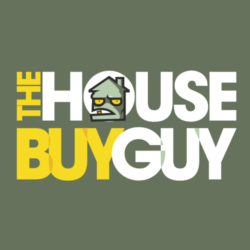 Logo for The Guy buy house from unhappy homeouwner.