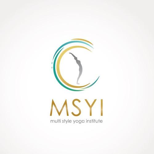 NEEDED - a stylish logo for a yoga school.