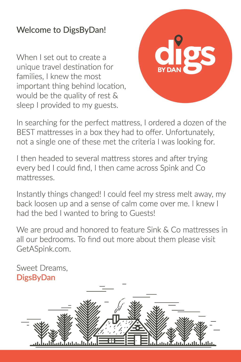 AirBNB 2-Sided Welcome Basket Card (Portrait Layout)