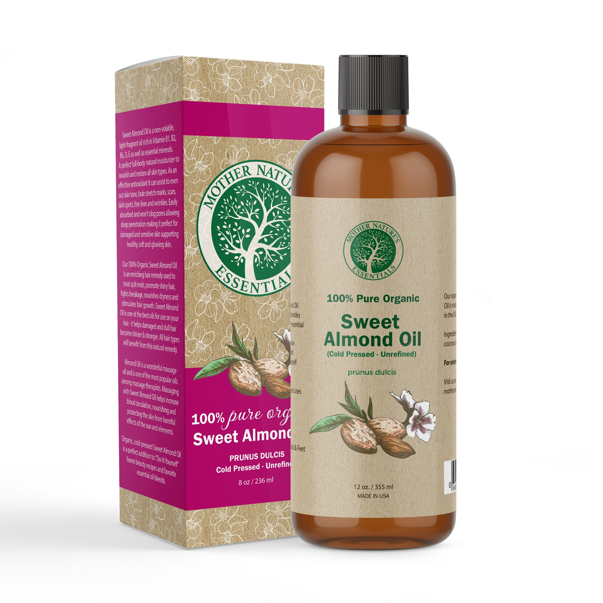 Coconut Oil & Almond Oil photos