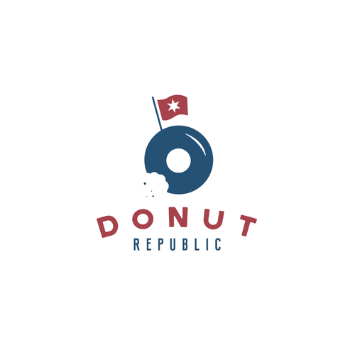 Logo for Donut Republic