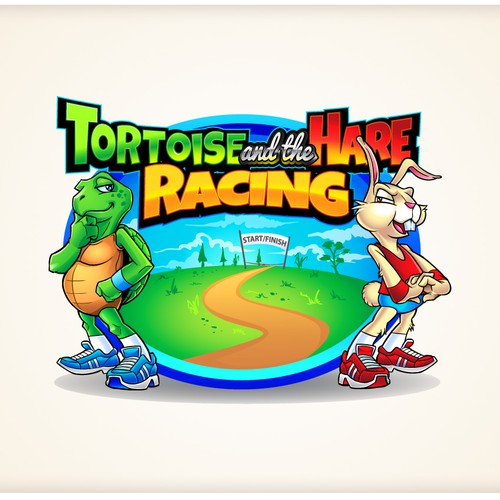 logo for Tortoise and the Hare Racing