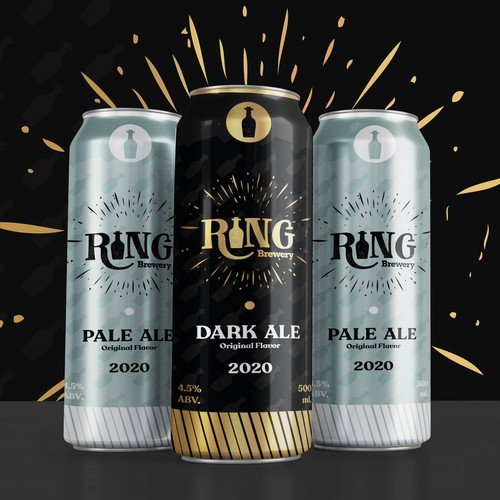 Ring Brewery Packaging