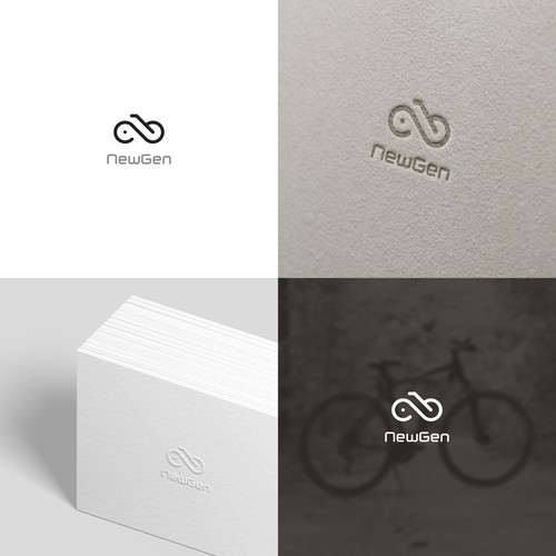 NewGen Electric Bikes - Logo design