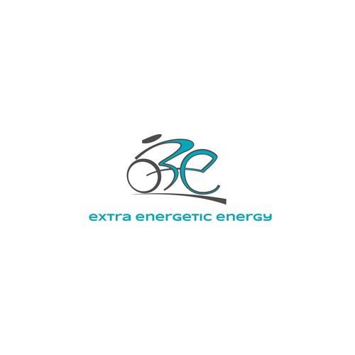 Logo for bicyclist team