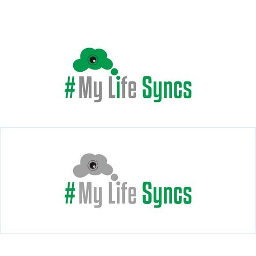 Web-based Tech Syncing Company Needs Logo Design
