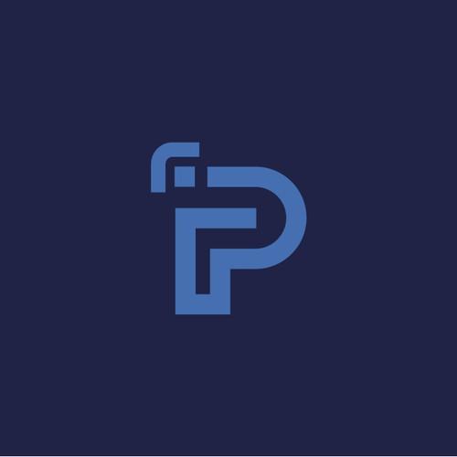 Logo concept for Precision Check Valve