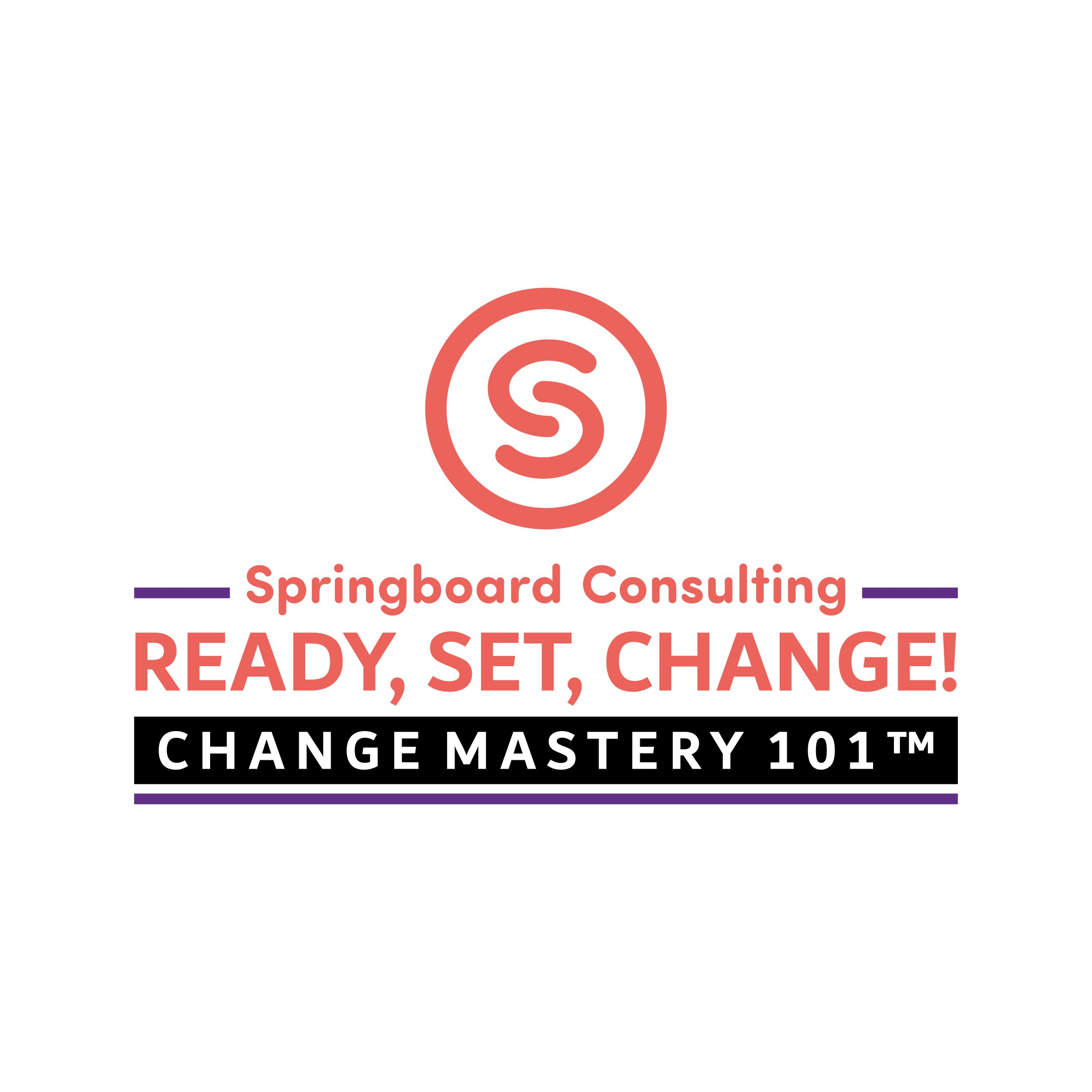 Need to combine logo with NEW Change Management training logo