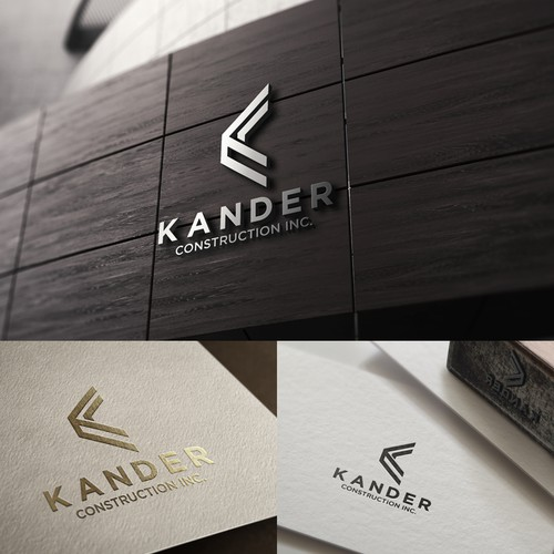 Kander Construction Logo