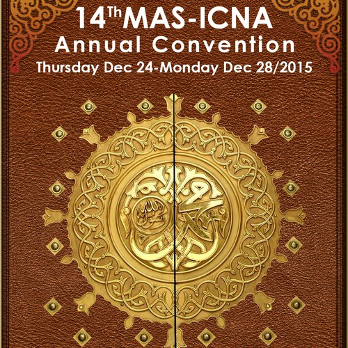Creat Postcard MAS ICNA Annual Convention