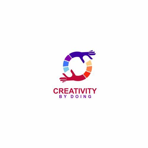 Creativity logo concept