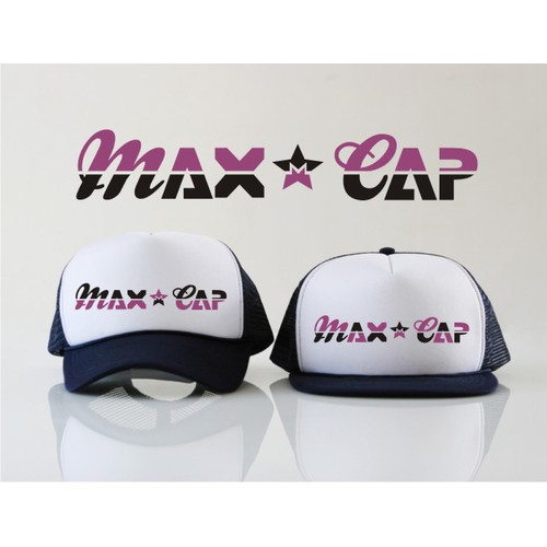 'Max Cap' needs a new logo