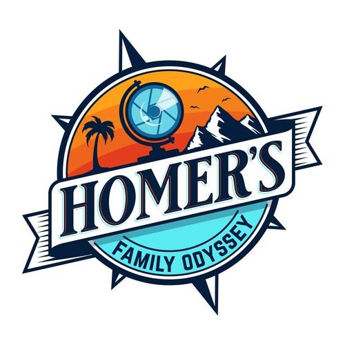 Homer's Family Odyssey