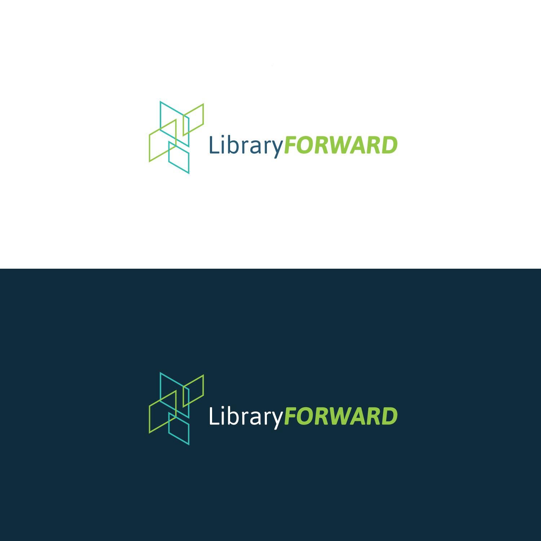 Logo for Innovative Interior Design Services for Public Libraries