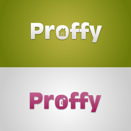 Proffy Real Estate Logo