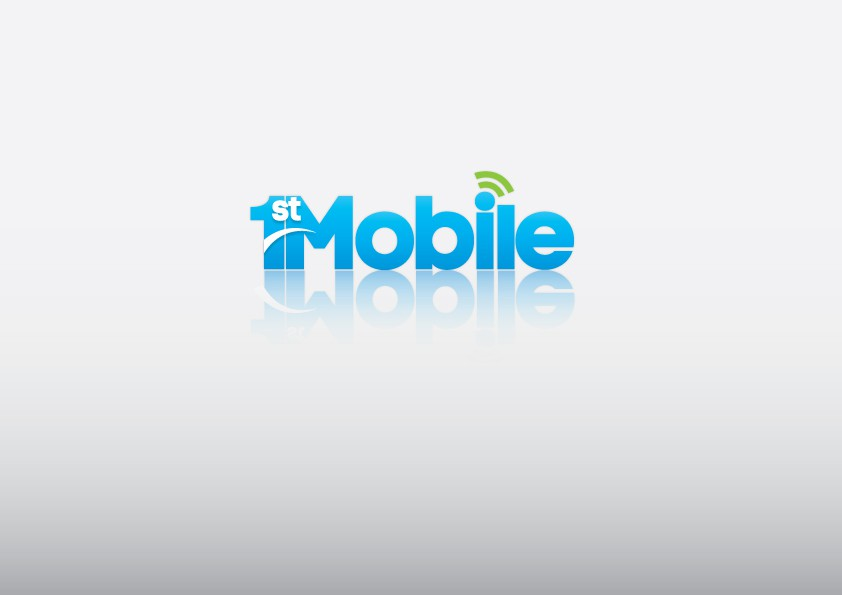 logo for 1st Mobile